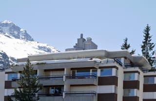 2 1/2-Zimmerwohnung mit See- und Bergsicht in St. Moritz (2)