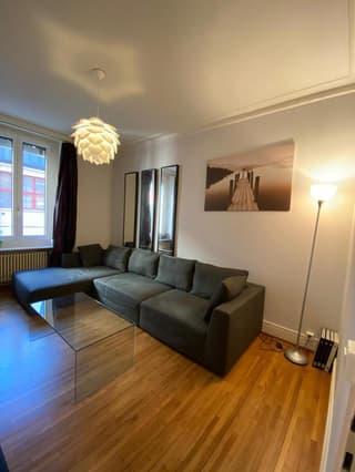 Reprise de Bail - Bel Appartement meublé en plein centre des Eaux Vives à Genève (2)