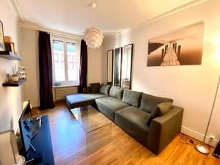 Reprise de Bail - Bel Appartement meublé en plein centre des Eaux Vives à Genève (3)