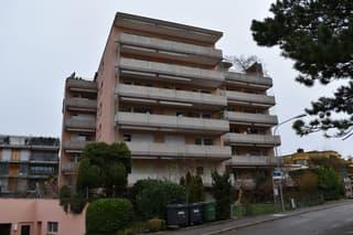 3.5 Zimmerwohnung mit separatem grossen Lagerraum und Garagenplatz (2)