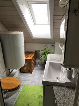 Zentral gelegene ruhige neu renovierte gemütliche Dachwohnung mit Balkon und Aussicht (4)