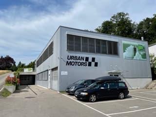 Gewerbehalle und Büros zu vermieten (2)