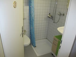 Möbliertes Studio mit eigener Küche und eigenem Badezimmer (Dusche) (4)