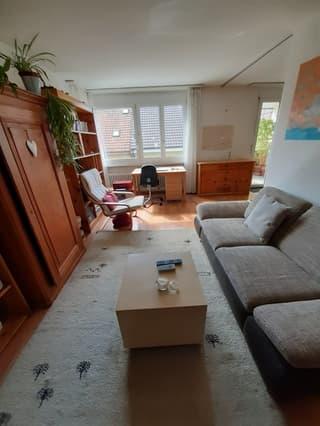 Helle, gemütliche 3-Zimmer Wohnung (4)
