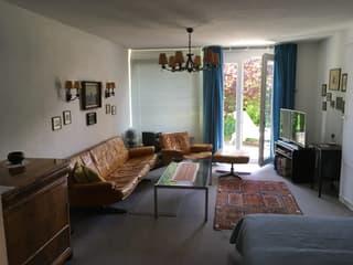 2,5 Zi-Einfamilienhaus mit grossem Garten (2)