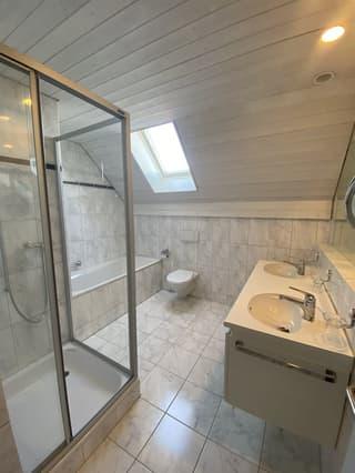 Gemütliche 3.5-Zimmer-Maisonettewohnung mit grosszügigen Nebenflächenen (4)