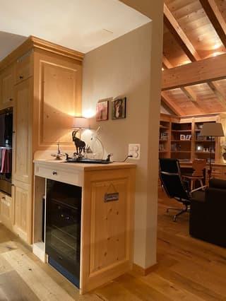 Stilvoll ausgebaute 3 1/2 Zimmer-Dachwohnung (4)