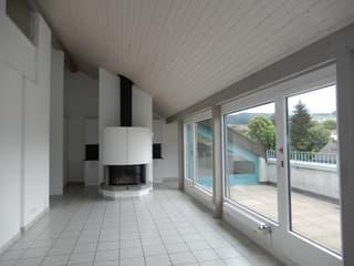A louer à Rossens, magnifique attique-duplex 6 pièces (réf.34) (3)