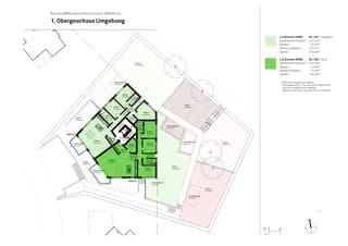 """Projektankündigung: """"waldgarten"""" mit sechs Eigentumswohnungen, ab CHF 860'000.- (2)"""