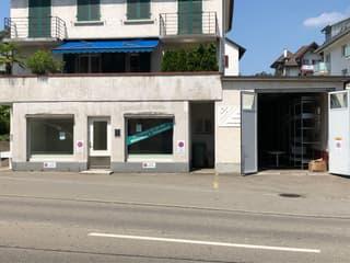 Ladenlokal mit grossem Lager (1 Min. vom Bahnhof Dübendorf) (2)