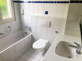 Neuwertige 3.5 Zimmer Wohnung im OG mit Balkon & Garten (3)