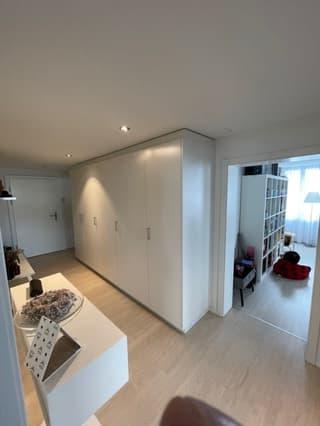 3 1/2 Zimmer- Gartenwohnung - 105.30 m2 (3)