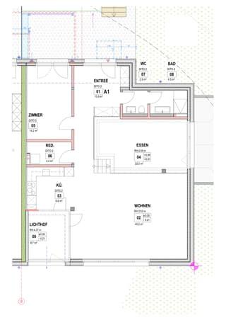Loft Wohnung (4)