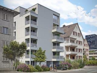 Urban und minimalistisch: Neubauwohnungen in Zürichs Trendquartier (4)