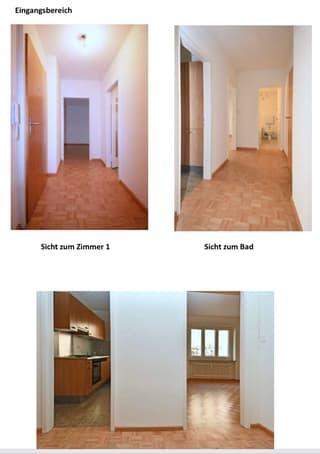 Renovierte 2,5-Zimmer-Wohung nähe Rhein zu vermieten (2)