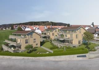 Wohnen in Aeugst - Die Sonnenterrasse vom Knonaueramt (3)