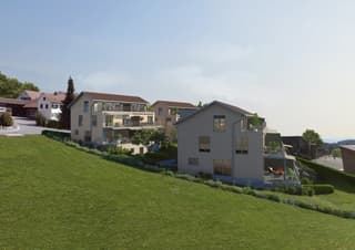 Wohnen in Aeugst - Die Sonnenterrasse vom Knonaueramt (2)