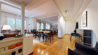 3.5 Penthouse Wohnung mit sehr grossen Terrasse Top-Aussicht (2)