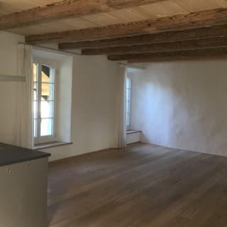 2,5. -Zi- Wohnung mit grosszügigem Grundriss in historischem Dorfkern (2)
