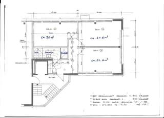 Helle 3-Zimmer Büro- Praxis- Gewerberäume im 3. OG (4)