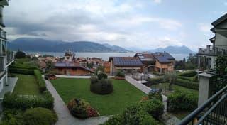 2-Zimmerwohnung mit direkter Sicht auf den Lago Maggiore (2)
