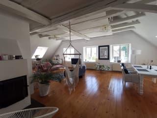 grosszügige Maisonette Wohnung in Patrizierhaus beim See (3)