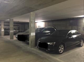 Places de parc souterraines à Genève (2)