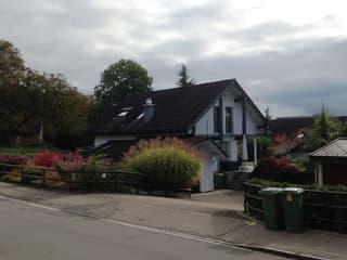 Einfamilienhaus mit grossem Garten in Wolfhausen (3)