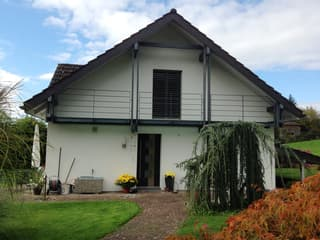 Einfamilienhaus mit grossem Garten in Wolfhausen (4)
