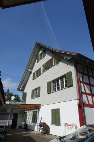 Dachwohnung in Aawangen (2)