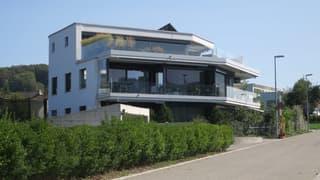 Tiefgaragenplatz im Buechquartier in Würenlos zu vermieten (2)