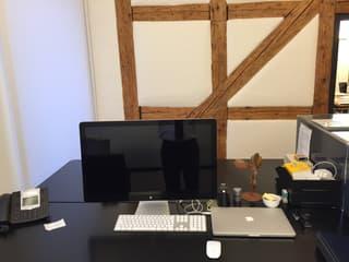 Co-working space oder Einzelbüro im historischen Zentrum von Luzern (4)