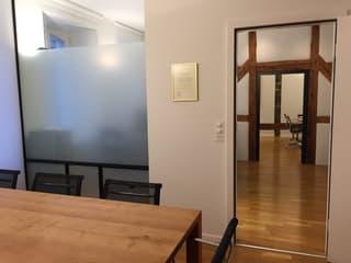Co-working space oder Einzelbüro im historischen Zentrum von Luzern (3)