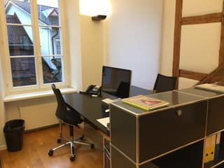 Co-working space oder Einzelbüro im historischen Zentrum von Luzern (2)