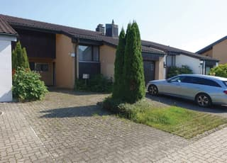 Einfamilienhaus in Dübendorf (2)
