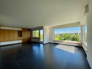 5.5-Zimmer-Bungalow mit Aussicht und Pool, an rughier, sonniger Lage (4)