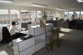 Büroräumlichkeiten 476 m2 und Lager-/Produktionsfläche 714 m2 im Businesspark Gotthard 3 (4)