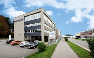 Büroräumlichkeiten 476 m2 und Lager-/Produktionsfläche 714 m2 im Businesspark Gotthard 3 (2)