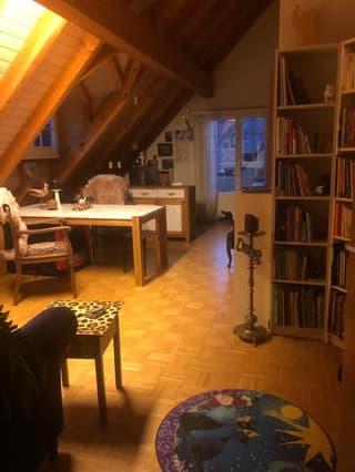 Dachwohnung in Windlach (2)