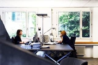 Ausserordentliche Büroräumlichkeiten (4)