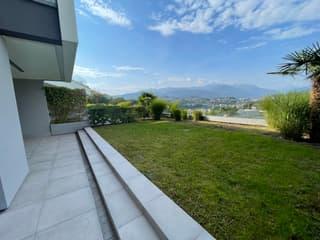 Appartamento 3,5 loc. con giardino in Paradiso (4)