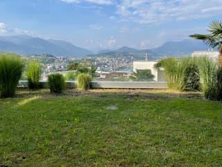 Appartamento 3,5 loc. con giardino in Paradiso (2)