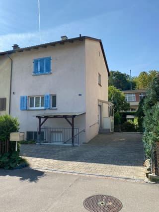 Doppeleinfamilienhaus in Schlieren mit Garten (2)
