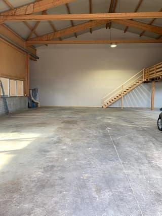Halle industrielle, artisanale à Collombey-le-Grand (4)