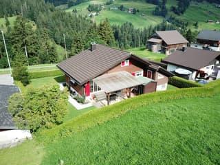 Freistehendes Einfamilienhaus im Naturerholungsgebiet Ybrig (4)