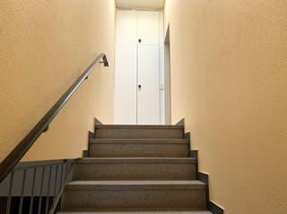Ampio e luminoso attico 7.5 locali a Vezia (2)