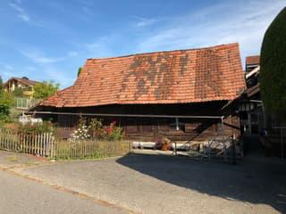 Reiheneinfamilienhaus mit freistehender Scheune und Gartenanlage (4)