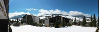 Sonnige 3.5 Zimmerwohnung mit Bergsicht und Einzelgarage bei Savognin (4)