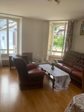 Grand appartement de 3 pièces (2)