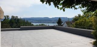 6.5 Zimmer Terrassenhaus, Wohnen und Arbeiten mit Seesicht (2)
